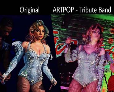 24.04.2020 - ARTPOP - TRIBUTE TO LADY GAGA