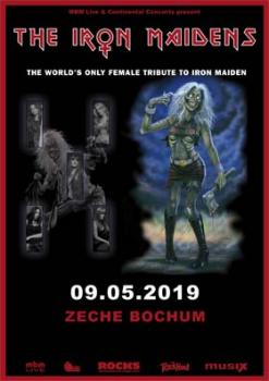 09.05.2019 - THE IRON MAIDENS