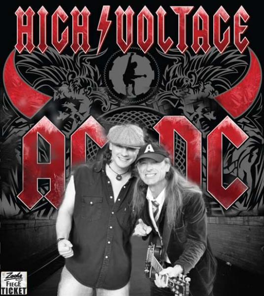 13.12.2019 -  HIGH VOLTAGE - TRIBUTE TO AC/DC