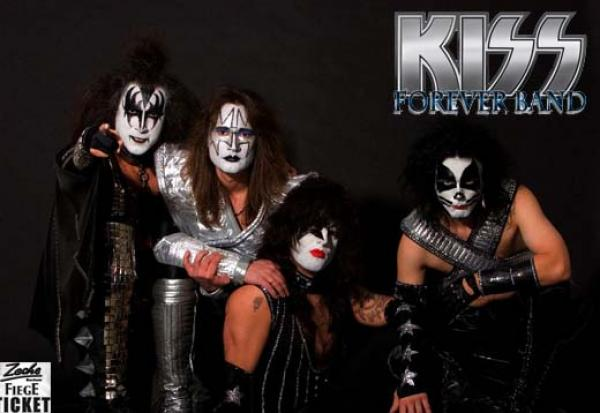 08.05.2020 - KISS FOREVER BAND - TRIBUTE TO KISS